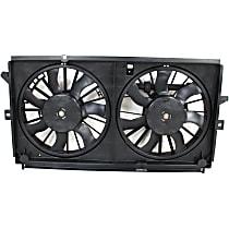 OE Replacement Radiator Fan - Fits 3.1L
