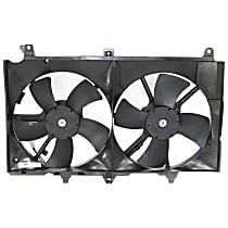 OE Replacement Radiator Fan - Fits 03-05 350Z/G35 2-Door Coupe