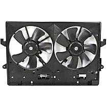 OE Replacement Radiator Fan - w/ Factory Air