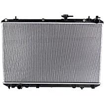 Item Auto Radiator RDXP13066 - Plastic, Aluminum, 19 x 30 in. core, Direct Fit; Hybrid models