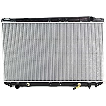 Item Auto Radiator RDXP1746 - Plastic, Aluminum, 17 x 28 in. core, Direct Fit; 6cyl Engine