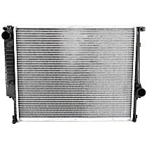 Item Auto Radiator RDXP1841 - Plastic, Aluminum, 21 x 17 in. core, Direct Fit; (E36), 6cyl