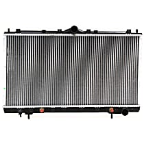 Item Auto Radiator RDXP2024 - Plastic, Aluminum, 14 x 26 in. core, Direct Fit; 2.0L Turbo