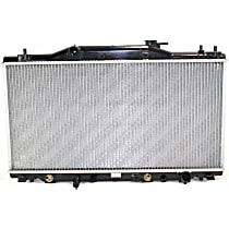 Item Auto Radiator RDXP2412 - Plastic, Aluminum, 14 x 27 in. core, Direct Fit, Fits Auto Transmission