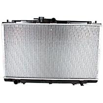Item Auto Radiator RDXP2431 - Plastic, Aluminum, 16 x 28 in. core, Direct Fit; Base model, Denso type