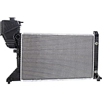 Replacement Radiator P2796 - OE Replacement 26.81 x 16.06 x 1.57 in. Aluminum Core With Plastic Tank, Automatic Transmission