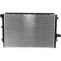 Item Auto Radiator RDXP2822 - Plastic, Aluminum, 25 x 17 in. core, Direct Fit; 2.0L Engine