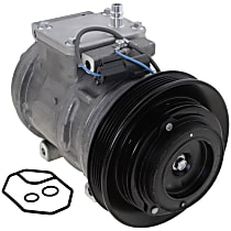 Item Auto A/C Compressor - REPA191119 - Sold Individually, New, w/5-Groove Pulley