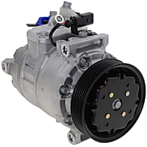 Item Auto A/C Compressor - REPA191120 - Sold Individually, New, w/6-Groove Pulley