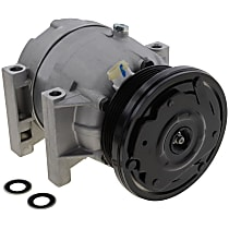 Item Auto A/C Compressor - REPB191139 - Sold Individually, New, w/6-Groove Pulley