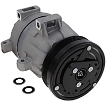 Item Auto A/C Compressor - REPB191141 - Sold Individually, New, w/5-Groove Pulley, 2.4L
