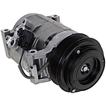 Item Auto A/C Compressor - REPB191146 - Sold Individually, New, w/6-Groove Pulley, 3.6L