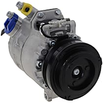 Item Auto A/C Compressor - REPB191147 - Sold Individually, New, w/4-Groove Pulley, 3.8L/3.9L w/ReaAir; 4.2L, w/o Rear Air