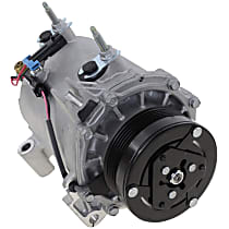 Item Auto A/C Compressor - REPCD191102 - Sold Individually, New, w/6-Groove Pulley, 4.6L, w/o Limo Pckg.