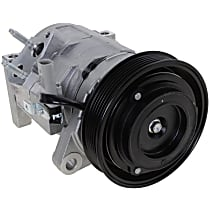 Item Auto A/C Compressor - REPCH191101 - Sold Individually, New, w/6-Groove Pulley, 3.3L/3.8L