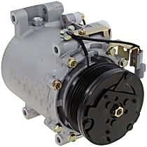 Item Auto A/C Compressor - REPCH191103 - Sold Individually, New, w/5-Groove Pulley, 4cyl