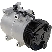 Item Auto A/C Compressor - REPCH191107 - Sold Individually, New, w/6-Groove Pulley