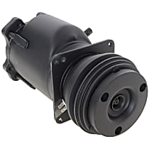 Item Auto A/C Compressor - REPCV191164 - Sold Individually, New, w/1-Groove Pulley