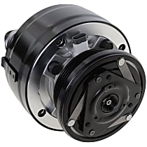 Item Auto A/C Compressor - REPCV191165 - Sold Individually, New, w/6-Groove Pulley, OE-style