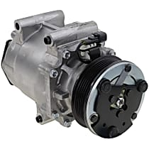 Item Auto A/C Compressor - REPCV191180 - Sold Individually, New, w/6-Groove Pulley, 3.4L