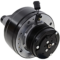 Item Auto A/C Compressor - REPCV191182 - Sold Individually, New, w/6-Groove Pulley, Scoll-type
