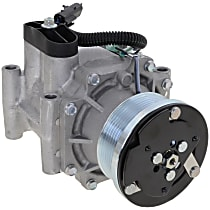 Item Auto A/C Compressor - REPD191191 - Sold Individually, New, w/7-Groove Pulley