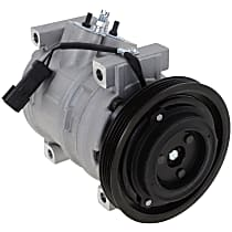 Item Auto A/C Compressor - REPDG191101 - Sold Individually, New, w/4-Groove Pulley