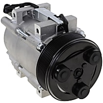 Item Auto A/C Compressor - REPDG191106 - Sold Individually, New, w/8-Groove Pulley, 5.9L/6.7L Diesel