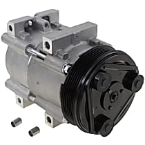 Item Auto A/C Compressor - REPFD191156 - Sold Individually, New, w/6-Groove Pulley, 6cyl