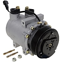 Item Auto A/C Compressor - REPFD191166 - Sold Individually, New, w/6-Groove Pulley, 4.6L/5.4L/6.8L Gas