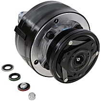 Item Auto A/C Compressor - REPG191105 - Sold Individually, New, w/6-Groove Pulley, OE-style