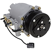 Item Auto A/C Compressor - REPH191173 - Sold Individually, New, w/7-Groove Pulley, 2.0L