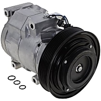 Item Auto A/C Compressor - REPH191177 - Sold Individually, w/6-Groove Pulley, 6cyl, Excludes Hybrid