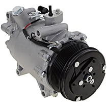 Item Auto A/C Compressor - REPH191183 - Sold Individually, New, w/7-Groove Pulley