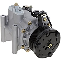 Item Auto A/C Compressor - REPJ191132 - Sold Individually, New, w/6-Groove Pulley, 2.5L/3.0L