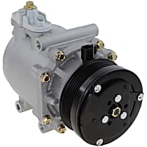Item Auto A/C Compressor - REPL191118 - Sold Individually, New, w/6-Groove Pulley