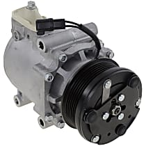 Item Auto A/C Compressor - REPL191122 - Sold Individually, New, w/6-Groove Pulley