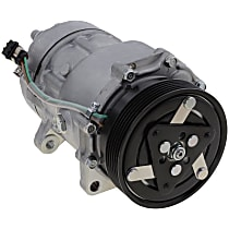 Item Auto A/C Compressor - REPV191128 - Sold Individually, New, w/6-Groove Pulley