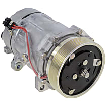 Item Auto A/C Compressor - REPV191132 - Sold Individually, New, w/6-Groove Pulley, 4cyl