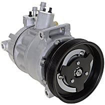 Item Auto A/C Compressor - REPV191134 - Sold Individually, New, w/10-Groove Pulley