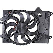 OE Replacement Radiator Fan - Fits 1.8L