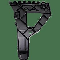 Front, Driver Side Bumper Bracket - Guide Bracket, Type 1