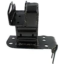 Front, Driver Side Bumper Bracket - Impact Bar