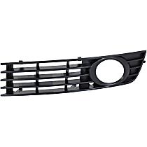 Fog Light Trim - Driver Side, Paintable, Type 2, Except Cabriolet Model