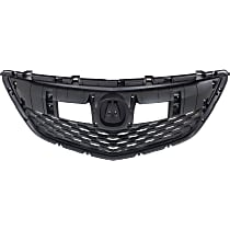 Grille Assembly - Paintable Shell and Insert, CAPA Certified