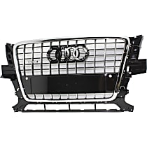 Grille Assembly - Gloss Black Shell and Insert, 3.2 Liter Engine, with S-Line Package