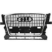 Grille Assembly - Gloss Black Shell and Insert, 3.2 Liter Engine, without S-Line Package