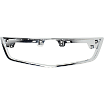 CAPA Certified Grille Trim - Chrome