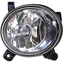 Fog Light Assembly - Passenger Side, CAPA CERTIFIED