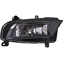 Fog Light Assembly - Passenger Side, without S-Line Package